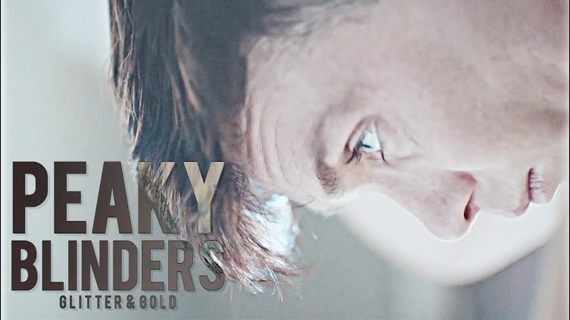 Peaky Blinders   Glitter gold