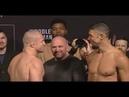 ВЗВЕШИВАНИЕ БОЙЦОВ UFC 235 UFC 235 Weigh in часть 1