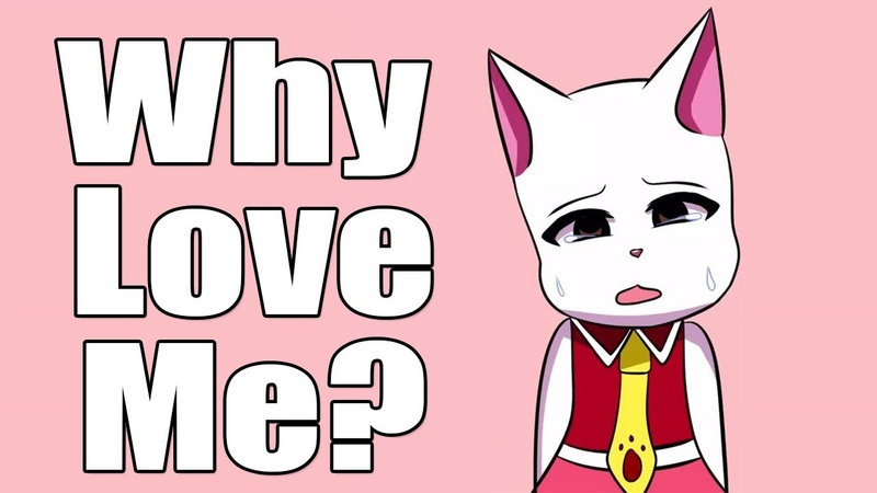 Why Love Me ? Meme animation - Fairy tail анимация