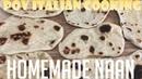 Homemade Naan: POV Italian Cooking Episode 105