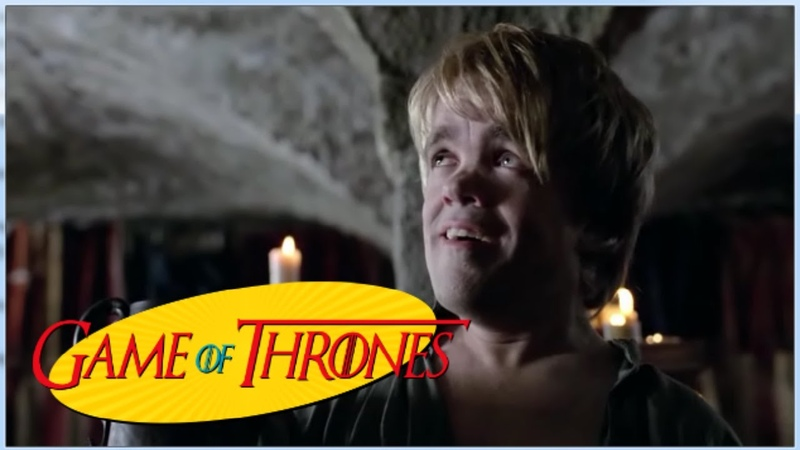 Game of Thrones as a Seinfeld Sitcom - Episode 3