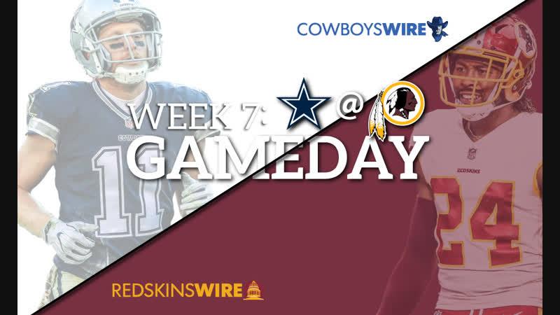 Redskins - Cowboys