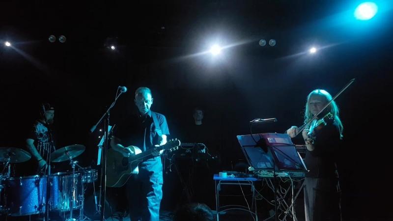 Darkwood - Verlorenes Heer (live, СПБ, клуб Сердце, 12.10.18)
