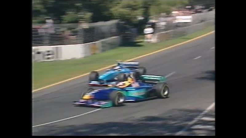 F-1 1998г 01(16) Австралия
