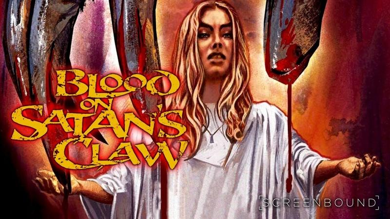 Blood on Satans Claw 1971 HD Trailer