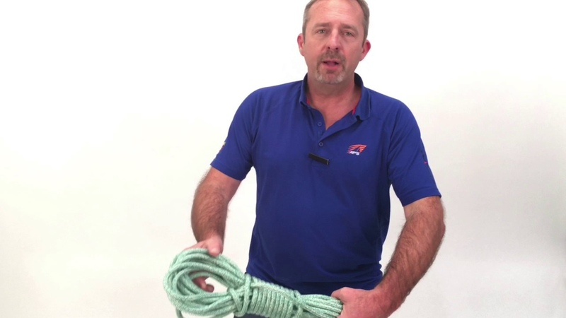 How to Coil Stow Braided Lines Rope | Expert Advice