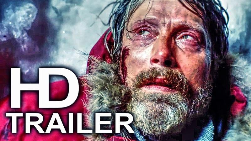 ARCTIC Trailer 1 NEW 2019 Mads Mikkelsen Survival Thriller Movie HD
