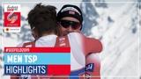 Norway takes gold medal  Seefeld  Men TSP Classic  2019 FIS Nordic World Ski Championships