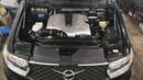 УАЗ Патриот 2019 V8 3UZ-FE 3 первый запуск