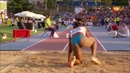 Ruth Ndoumbe triple jump 2014
