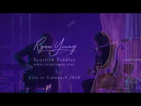 Ryan Young and Jenn Butterworth at Sidmouth Folk Week 2018 - set 2
