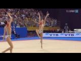 Сборная России - 5 обручей (финал) // Чемпионат Мира 2018
