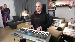 when you're a romantic pianist but also a gamer