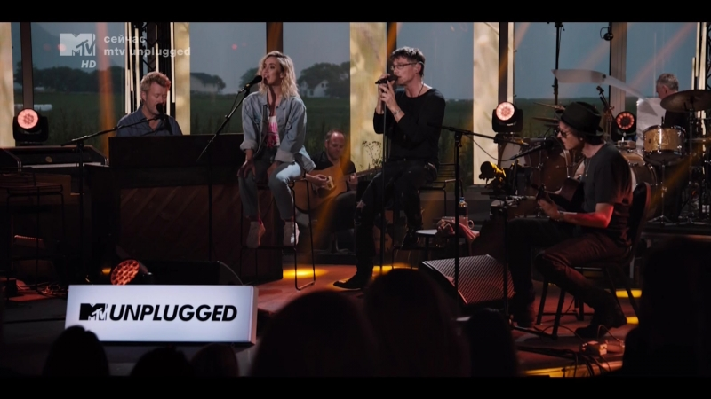 Mtv unplugged - a-ha (Live 22,23.06.2017 Giske Harbour Hall in Norway)