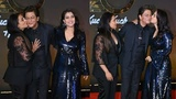 SRK, Kajol And Rani Mukerjee CUTE Moment &amp Celebration After 20 Years Of Kuch Kuch Hota Hai