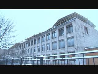 Что произошло на крыше здания школы № 6