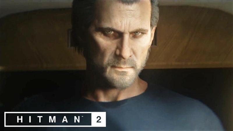 HITMAN 2 - Провиденс раскрывает личность тайного клиента