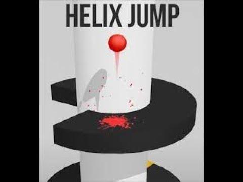 Обзор на игру Helix Jamp