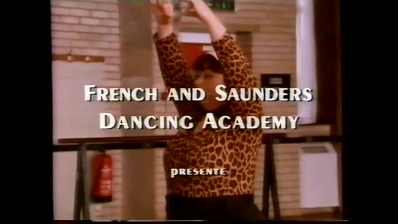 French and Saunders Dancing Academy with Darcey Bussell Anthony Dowell - BBC Comedy 1993
