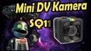 🎥 Почти игрушечная, МИНИ HD камера SQ11 обзор - пример видео,фото