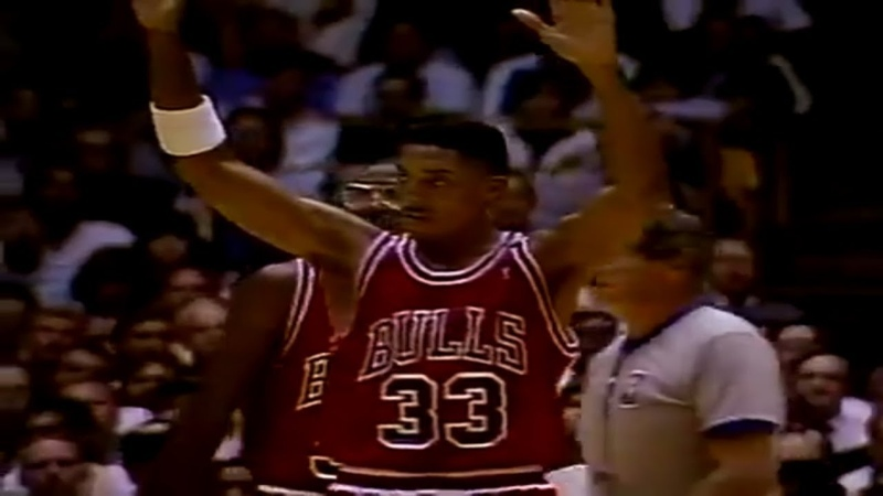 1991 NBA Finals Game 5 (Full game) - Chicago Bulls@Los Angeles Lakers