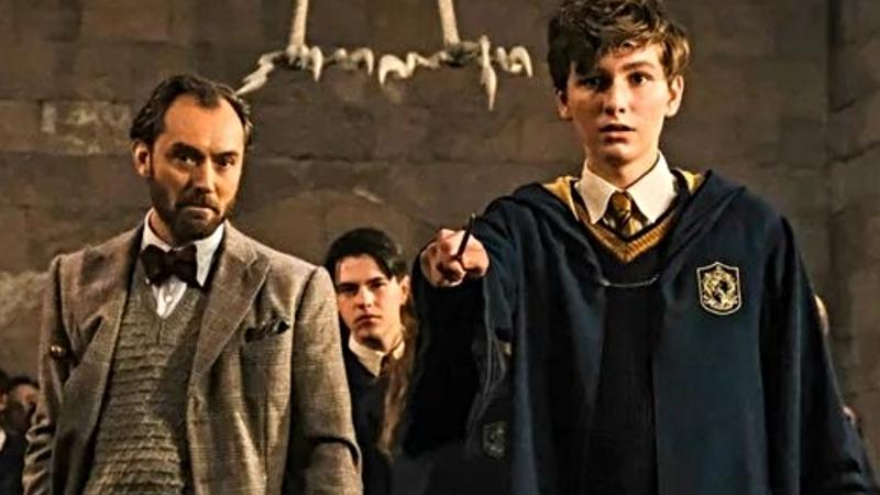 Второй русский трейлер фильма «Фантастические твари: Преступления Гриндевальда» - «Fantastic Beasts: The Crimes of Grindelwald»
