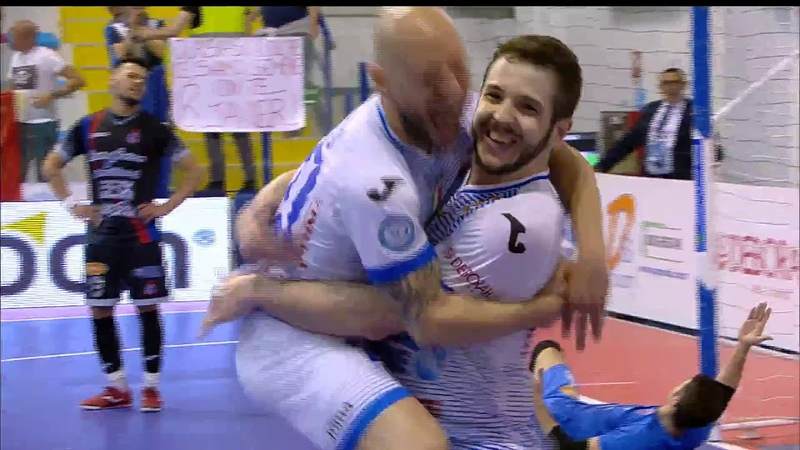 The Final highlights gara2 AcquaeSapone Unigross-Italservice Pesaro