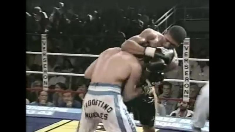 Рональд Винки Райт vs Хулио Сезар Васкес полный бой 21 08 1994