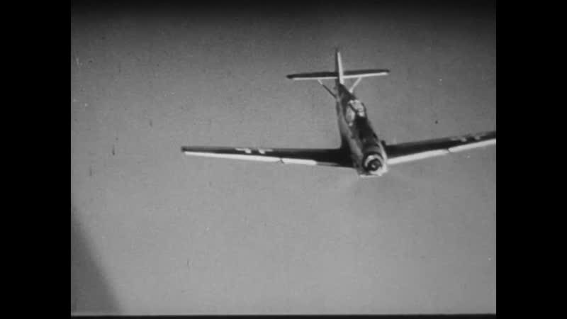 Небесные наездники (1968) Бой Веллингтона с мессером