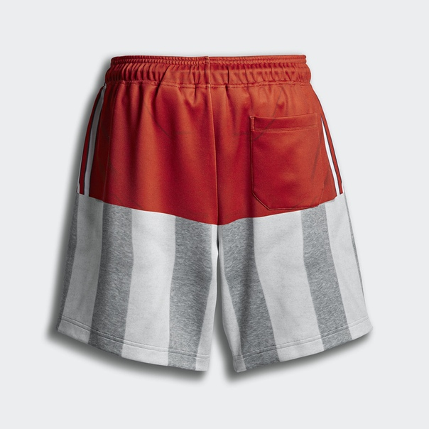 Шорты adidas Originals by AW Photocopy