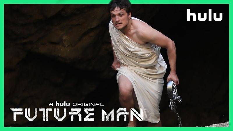 Future Man Season 2 Full Trailer (Official) • A Hulu Original