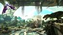 МАТ! ARK Extinction - Встреча с ТЭК РЕКСОМ в самом начале! АРК Вымирание