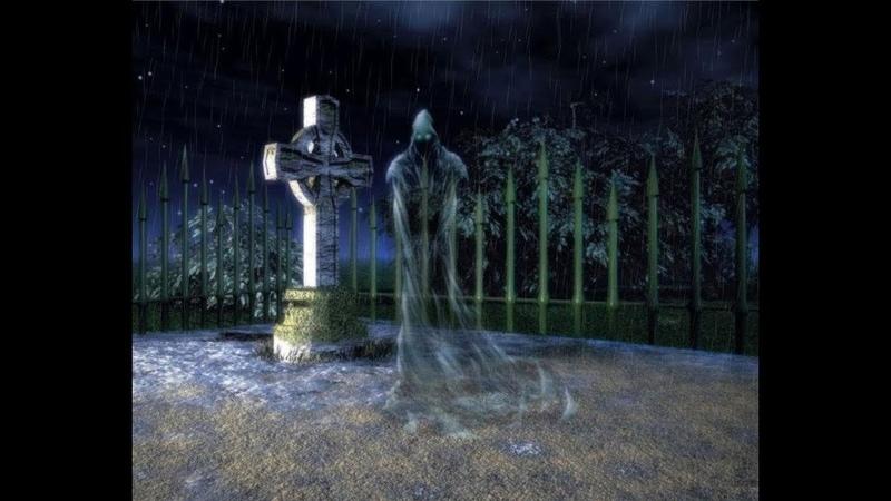 Для чего колдуны да ведьмы на погост ходят? Если ребенок порчу поднял ,да домой принес?