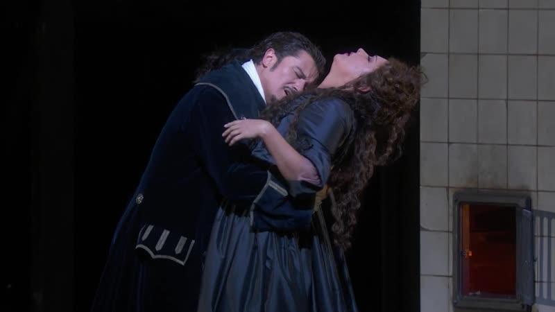 Francesco Cilea - Adriana Lecouvreur Адриана Лекуврёр, акт 3-4 (Нью-Йорк, 2019)