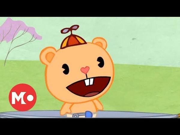 Happy Tree Friends - Chip Off the Ol' Block (Ep 12)