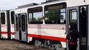 У Запоріжжі на маршрут вийшов трамвай із Берліна