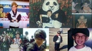 BTS predebut photos