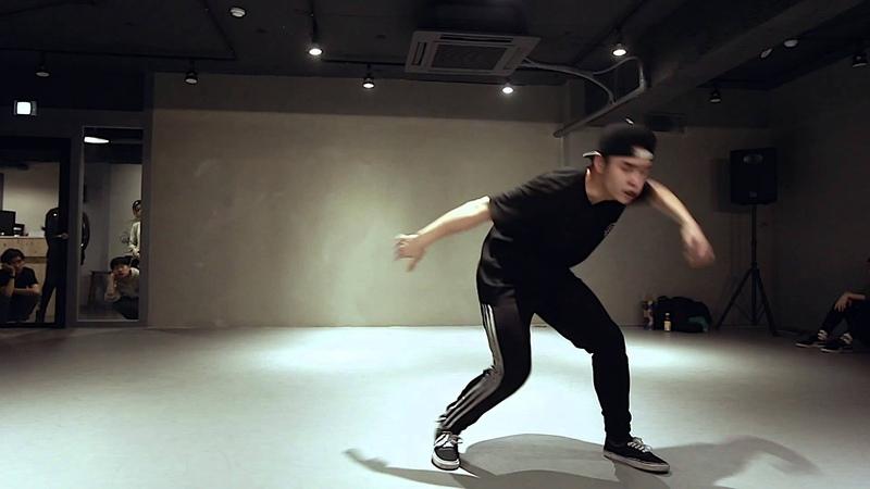 눈의 꽃 - 박효신 J Ho Choreography