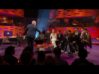 181013 BTS на Шоу Грэма Нортона | The Graham Norton Show cut