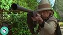 Из чащобы из лесной придёт охотник за тобой Джуманджи 1995 год