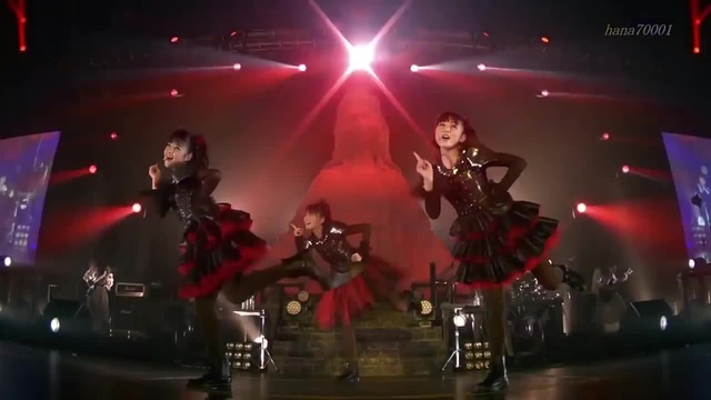 BABYMETAL - Catch Me If You Can「かくれんぼ」Live Combination(Inazuma fes) · coub, коуб