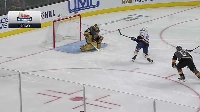 St. Louis Blues vs Vegas Golden Knights - Nov.16, 2018 - Game Highlights - NHL 2018-19 - НХЛ