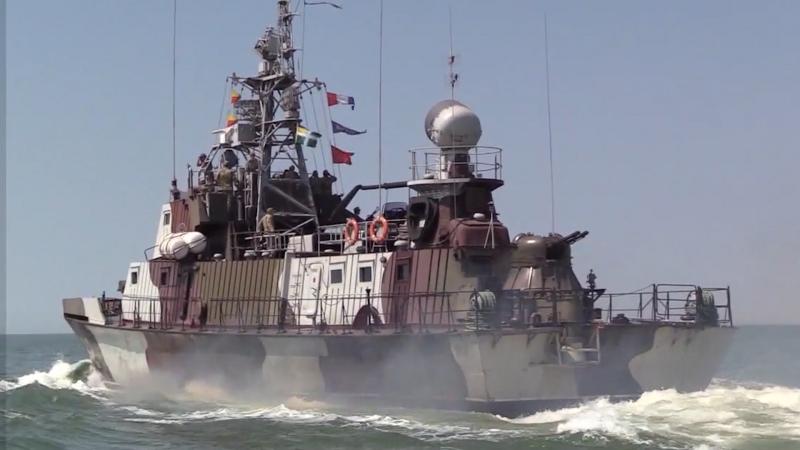 Украинские корабли вторглись в экономическую зону России | 23 сентября | Утро | СОБЫТИЯ ДНЯ | ФАН-ТВ