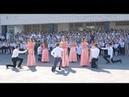 Шикарный выпускной танец вальс 11-Б класс Гимназия №1 Белая Церковь