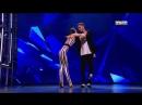 Участники Танцев на ТНТ, пара из Томска