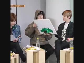 chen called baekhyun 'hyung'