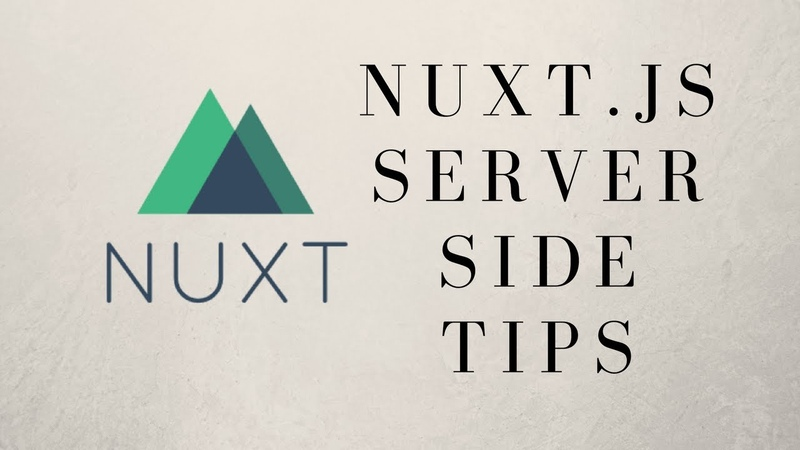 Why You Should Learn Server Middleware with Nuxt.js! A step-by-step tutorial!