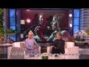Lady Gaga — Интервью для «Ellen DeGeneres Show». Часть 2 (RUS SUB)