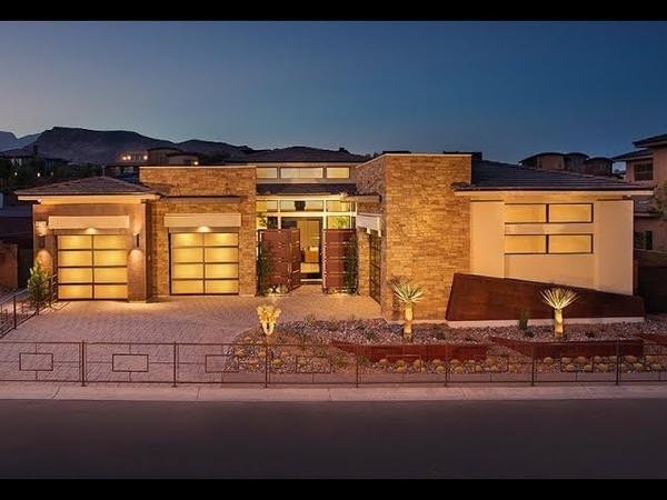 MyHeaven NEW HOME $1.9M Summerlin NV: Award-Winning Silver Ridge 1 House William Lyon Home for Sale