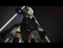 Nier: Automata - 2B Dance MMD R-18 [A]ddiction